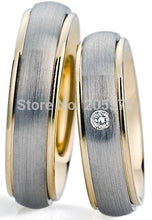 Treasure Jewelry® the latest classic design engamgent and wedding rings sets gold color health jewelry
