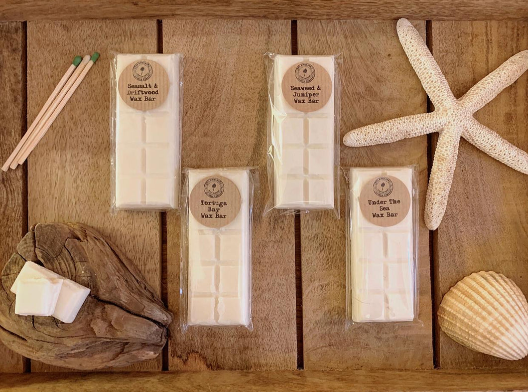 The Coastal Wax Melt Collection