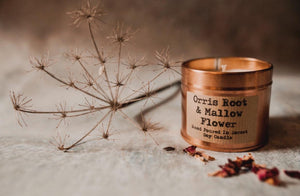 Orris Root & Mallow Flower