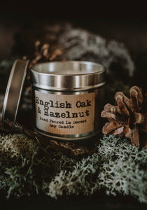 English Oak & Hazelnut
