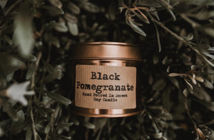 Black Pomegranate