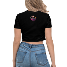 Load image into Gallery viewer, LITE BRITE DRIFT Crop Top.