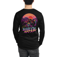 Load image into Gallery viewer, LITE BRITE NATION Long Sleeve.