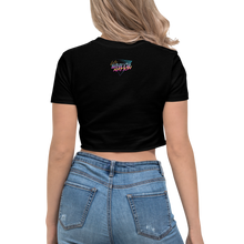 Load image into Gallery viewer, LITE BRITE NATION Crop Top.