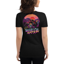 Load image into Gallery viewer, LITE BRITE NATION Women's Shirt.