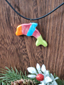 Dolphin Pendant/Necklace