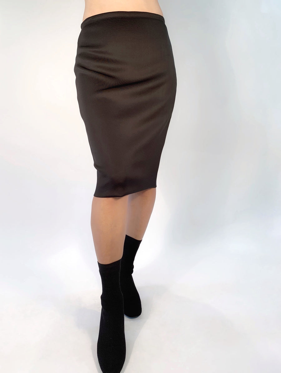 Double Layered Body Skirt - PERIPHERY