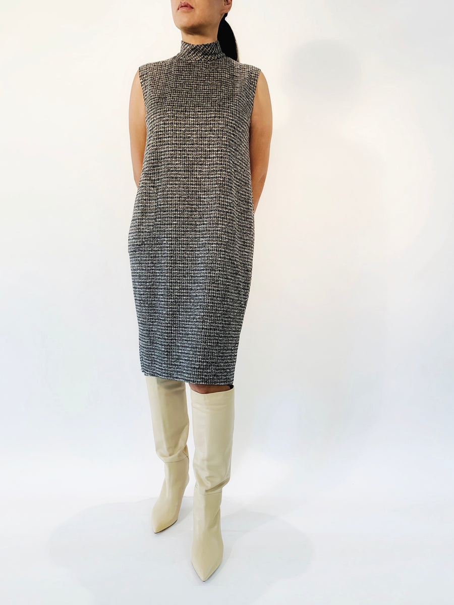 Necessity Dress in Autumnal - PERIPHERY