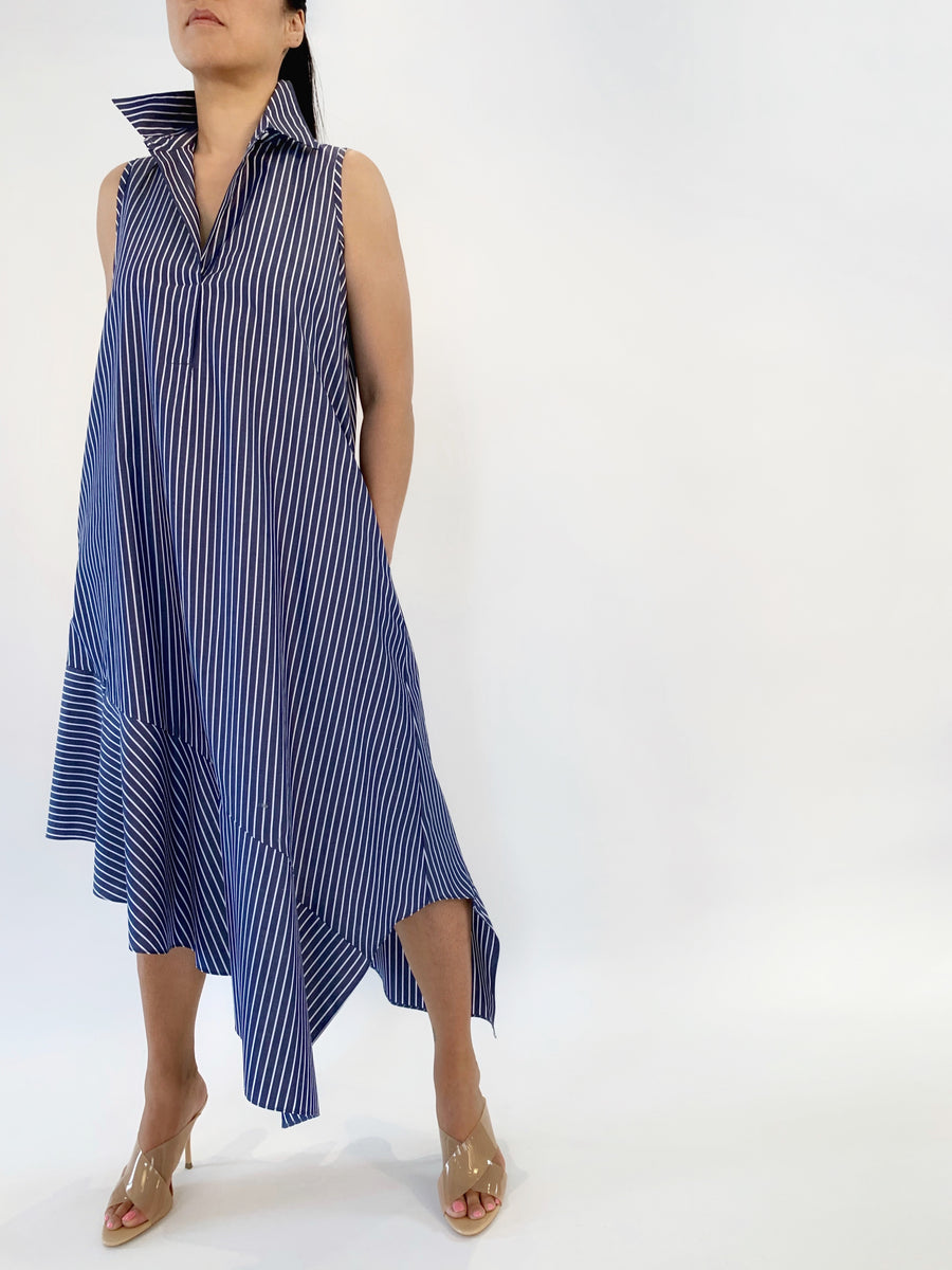 Easy Breezy Dress with matching face mask - PERIPHERY