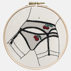 Collection Lingerie - Embroidery Kits - VintageMadbyM