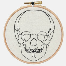 Load image into Gallery viewer, Anatomy, Bones Embroidery Kit - VintageMadbyM