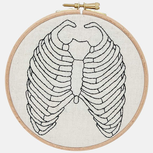 Bones Embroidery Patterns & Tutorials (PDF files) - VintageMadbyM