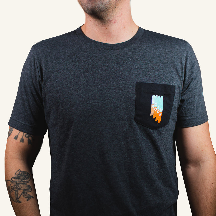 Color Board Pocket Tee
