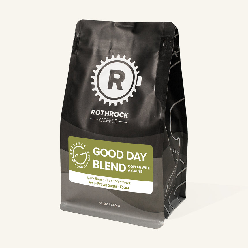Good Day Café Dark Roast