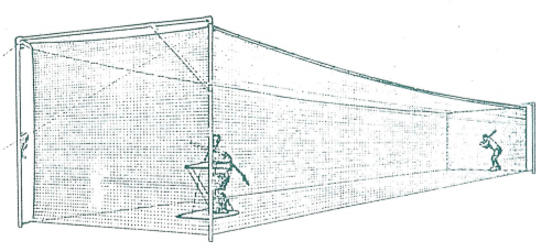 Baseball Battling Cage