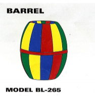 Oval Barrel