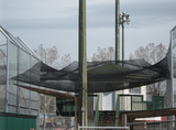 Arena/Field Protective Netting