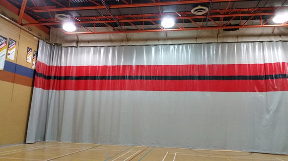 Gymnasium Curtain