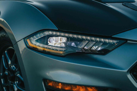 FORD MUSTANG (18-21): XB LED HEADLIGHTS