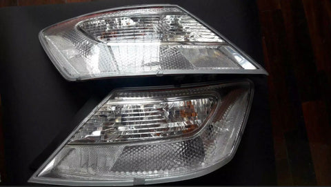 06-11 Civic coupe clear tail lights