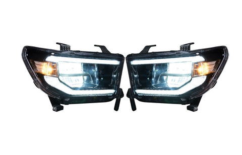 07-13 Toyota Tundra XB LED Headlights