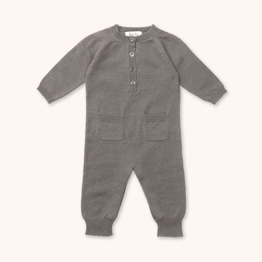 Juno cashmere jumpsuit brown