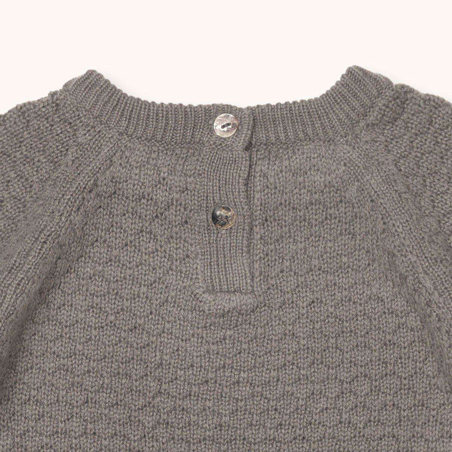 Columbus sweater brown