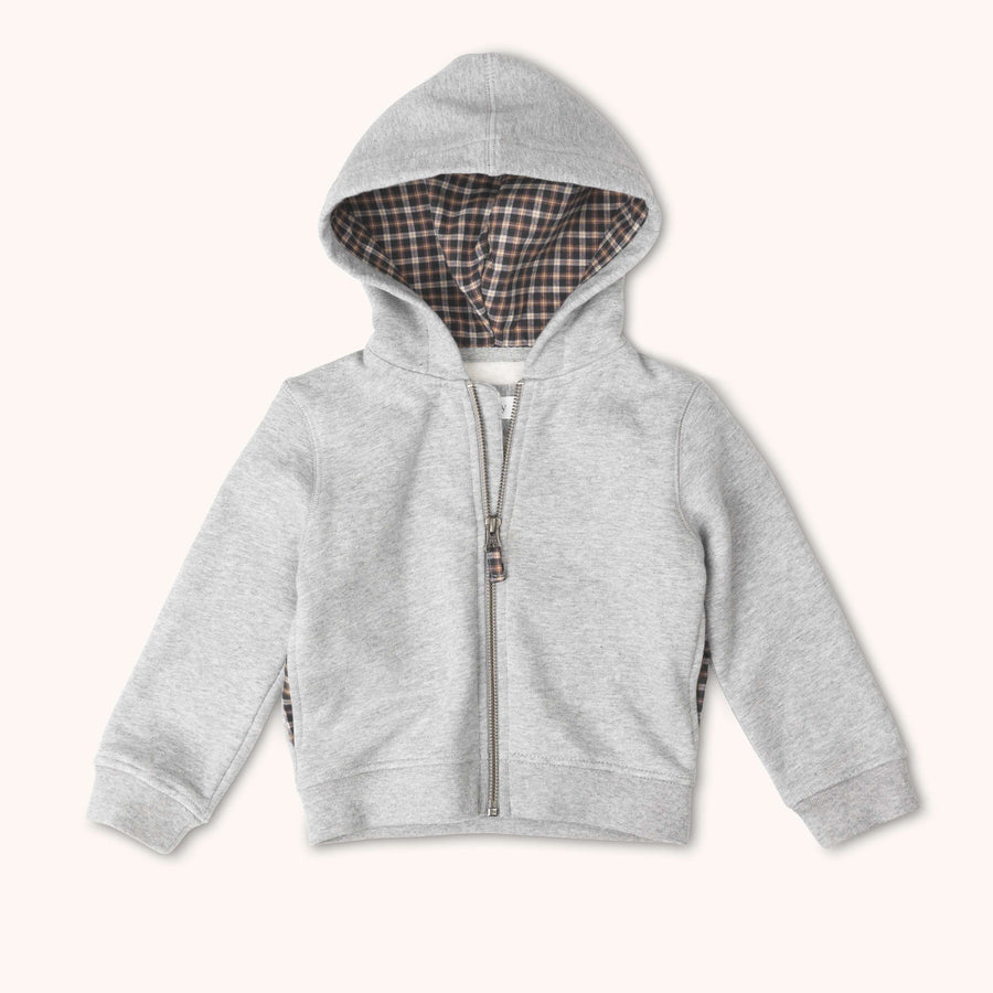 Willum sweat hoodie w zip