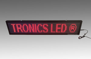 Tablero Led para interior 16 X 96 cm