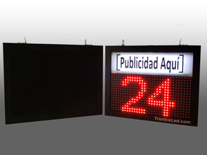 Shot Clocks para Basket ball