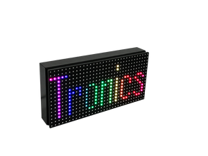 Tablero Led Full Color RGB 16 X 32 cm - Tronics Led