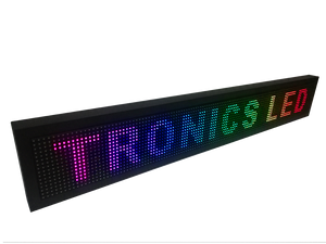 Tablero Led Full Color RGB 16 X 128 cm - Tronics Led