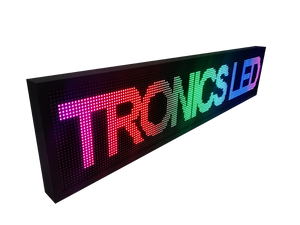 Tablero Led Full Color RGB 32 X 160 cm - Tronics Led