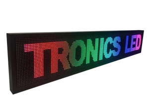 Tablero Led Full Color RGB 32 X 192 cm - Tronics Led