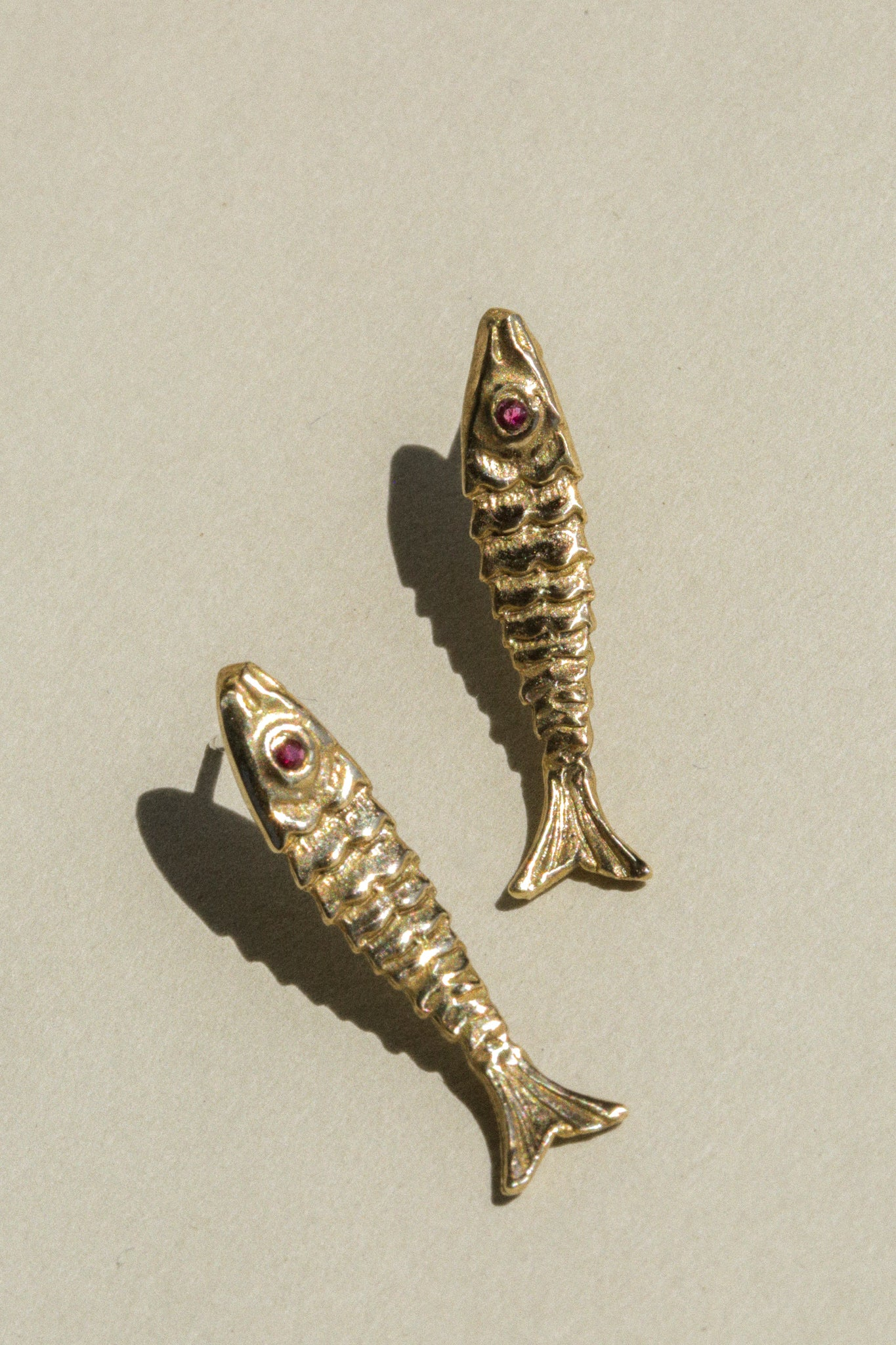 Pisces Earrings