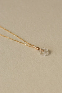 Halite Necklace