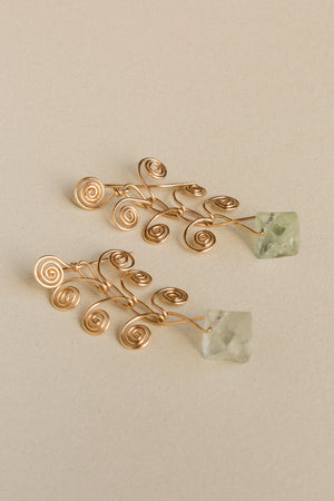 Minoa Earrings