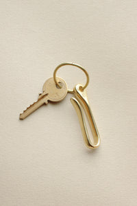 Brass Key Hook