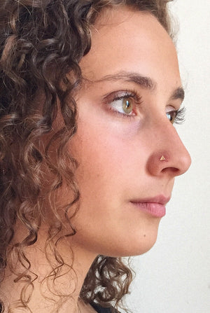 Sunrise Nose Stud