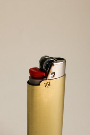 Brass Lighter Sheath