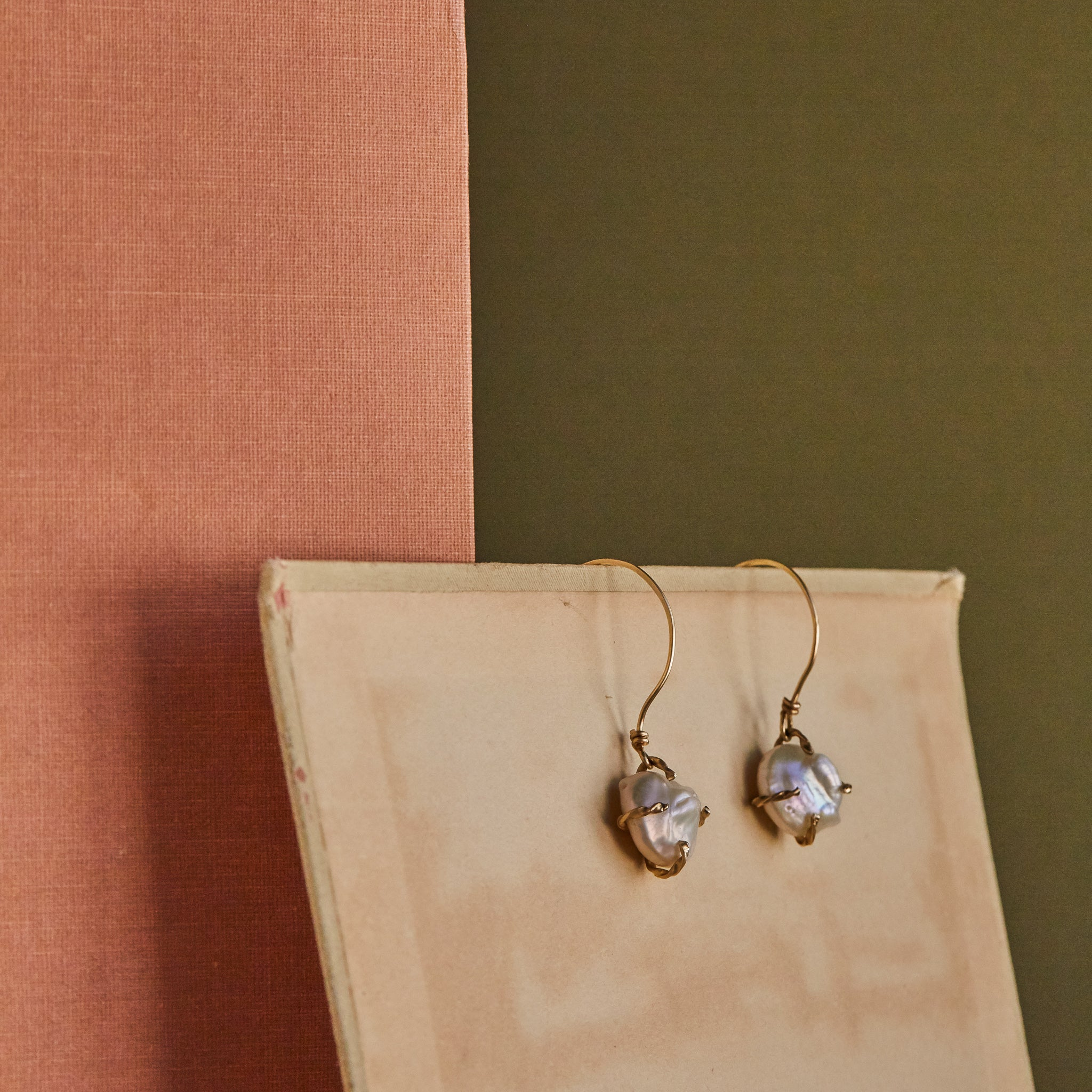 Vermeer Earrings