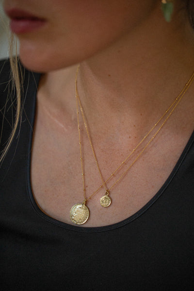 Libertad Coin Necklace