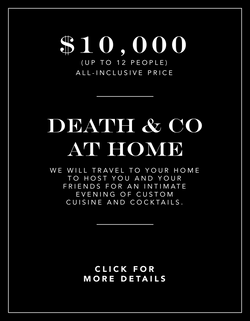 Death & Co At Home Experience
