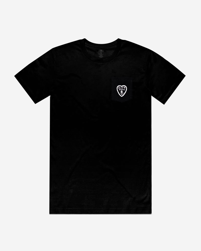 I Love Death & Co Pocket Tee