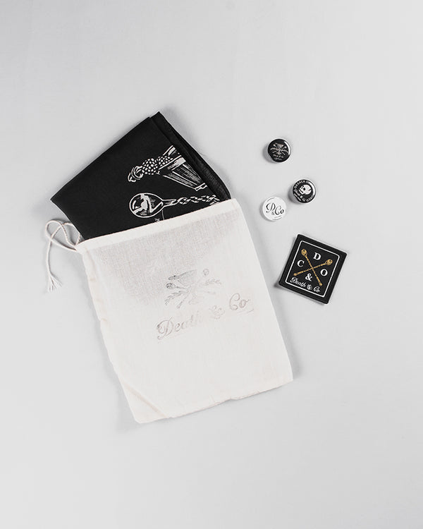 Limited Edition TOTC 2019 Bandanna & Pin Set