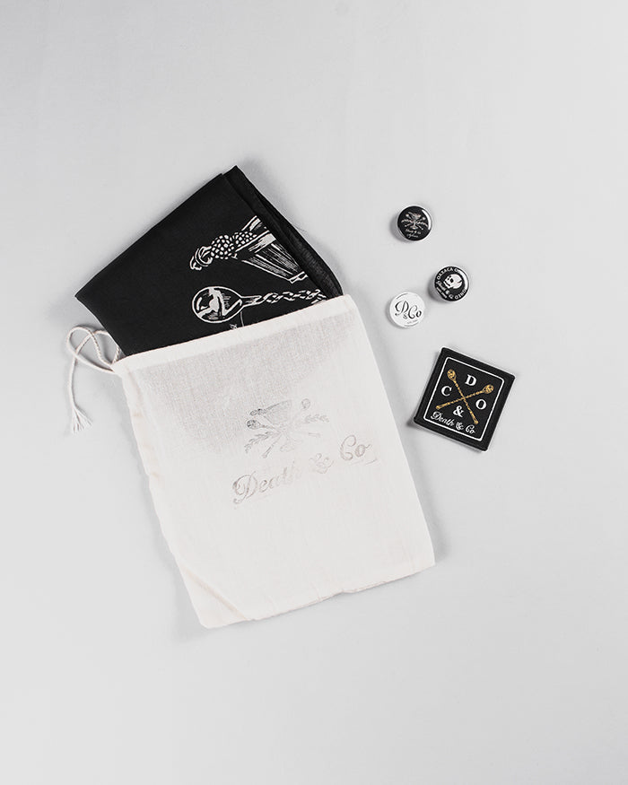 Limited Edition TOTC 2019 Bandana & Pin Set