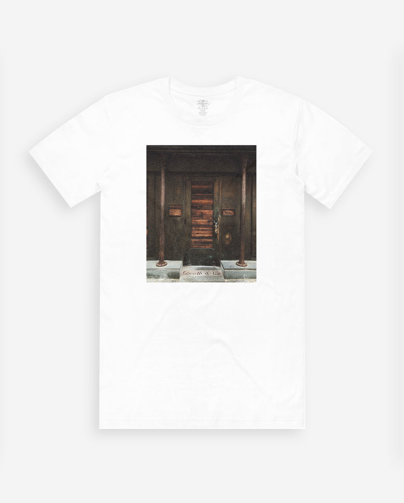 Original Door Tee- White