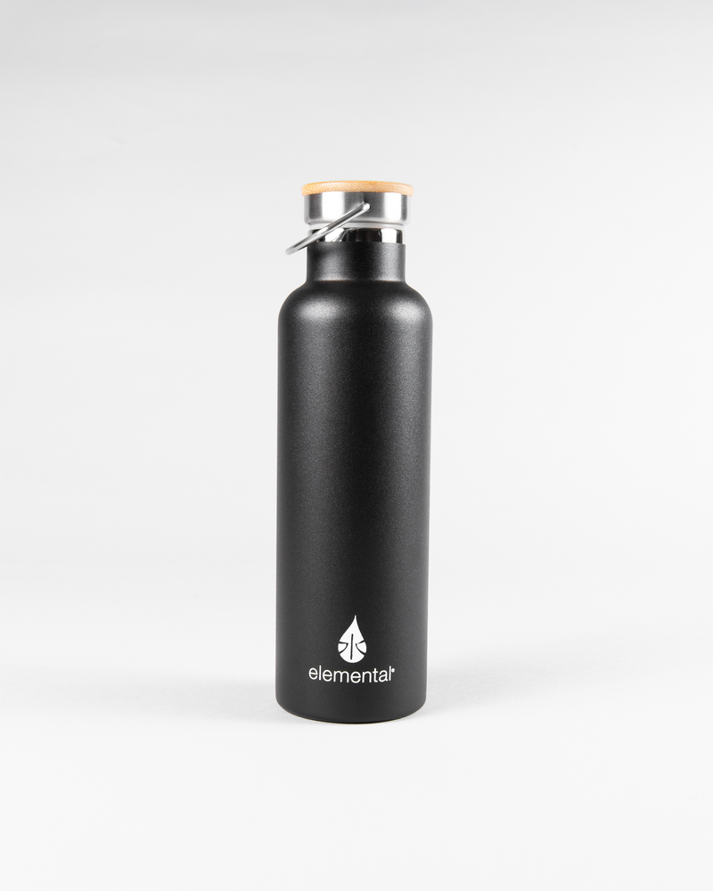 Death & Co Stainless Steel Water Bottle