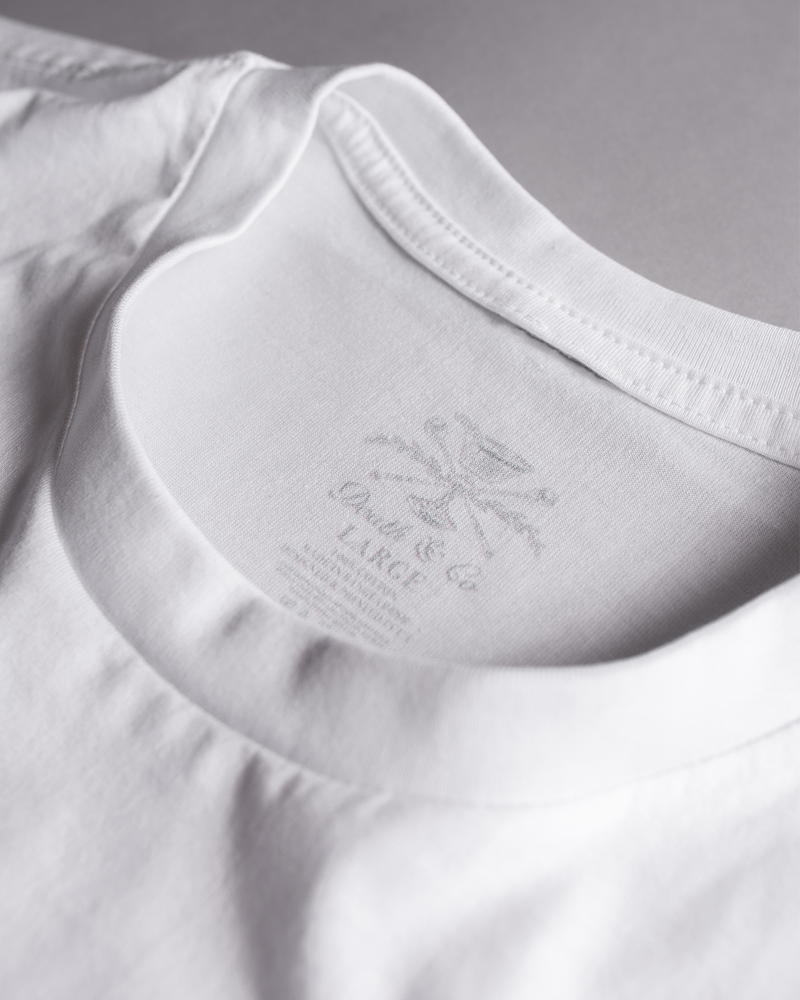 Oaxaca Old Fashioned Tee - White