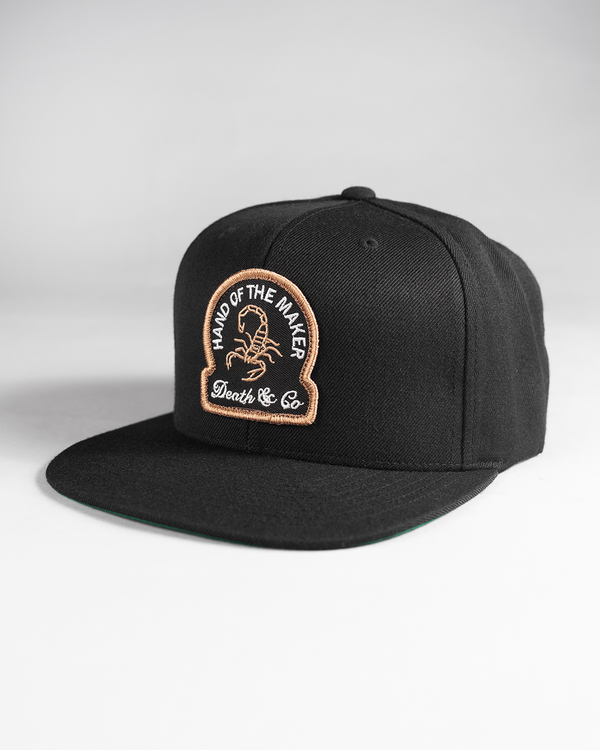 Death Sting Patch- Hat